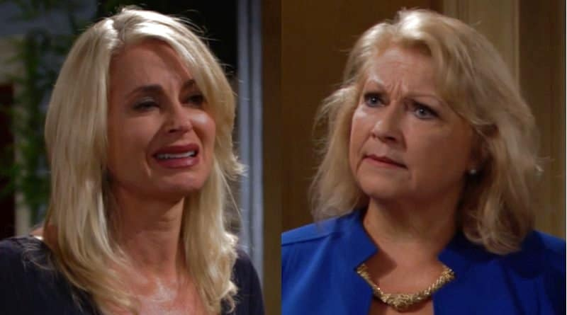 Young and the Restless Spoilers: Ashley Abbott (Eileen Davidson) Traci Abbott (Beth Maitland)