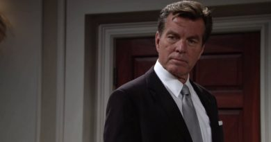 Young and the Restless Spoilers Jack Abbott (Peter Bergman)