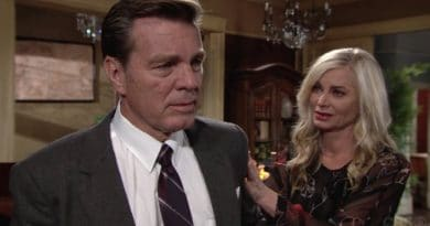 Young and the Restless Spoilers: Jack Abbott (Peter Bergman) - Ashley Abbott (Eileen Davidson)