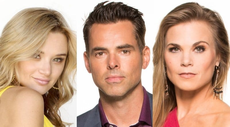 Young and the Restless Spoilers: Summer Newman (Hunter King) - Billy Abbott (Jason Thompson) - Phyllis Abbott (Gina Tognoni)