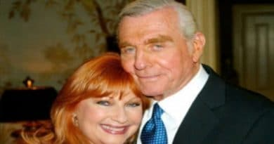 Young and the Restless Spoilers: Traci Abbott (Beth Maitland) - John Abbott (Jerry Douglas)