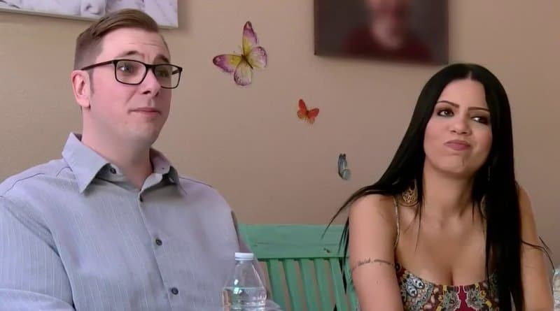 90 Day Fiance: Colt Johnson - Larissa Christina