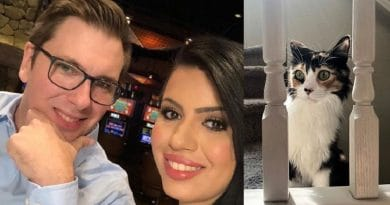 90 Day Fiance - Colt Johnson - Larissa Christina - Callie the Cat