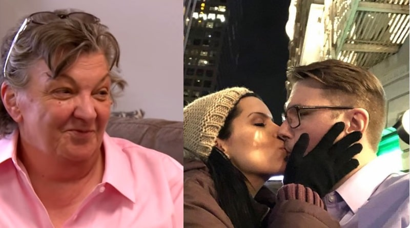 90 Day Fiance: Colt Johnson - Larissa Christina - Debbie Johnson