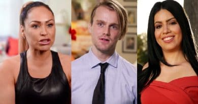 90 Day Fiance - Darcey Silva - Jesse Meester - Larissa Christina