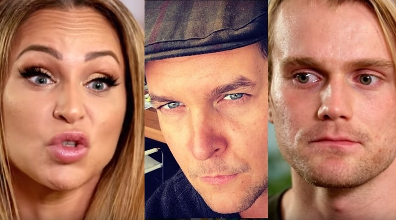 90 Day Fiance: Darcey Silva -Tom Brooks - Jesse Meester - Before the 90 Days