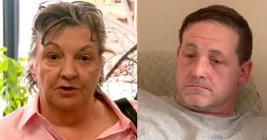 90 Day Fiance: Debbie Johnson - Eric Rosenbrook