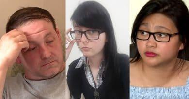 90 Day Fiance: Eric Rosenbrook -Tasha Rosenbrook-Leida Margaretha