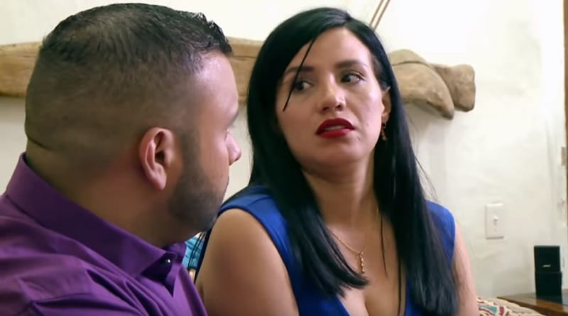 90 Day Fiance: Ricky Reyes - Ximena Parra - Before the 90 Days
