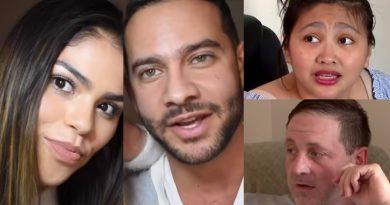 90 Day Fiance Spoilers: Fernanda Flores-Jonathan Rivera-Eric Rosenbrook-Leida Margaretha