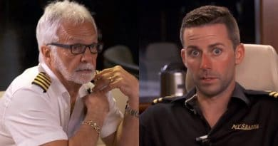 Below Deck: Captain Lee Rosbach - Bosun Chandler Brooks - Bravo