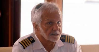 Below Deck Recap: Captain Lee Rosbach