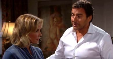 Bold and the Beautiful Spoilers: Brooke Logan (Katherine Kelly Lang) - Ridge Forrester (Thorsten Kaye)