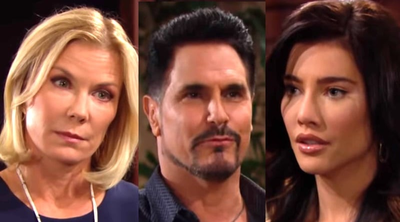 Bold and the Beautiful Spoilers: Brooke Logan (Kathernine Kelly Lang) - Bill Spencer (Don Diamont) - Steffy Forrester(Jacqueline MacInnes Wood)