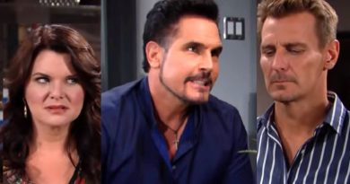 Bold and the Beautiful Spoilers: Katie Logan (Heather Tom) - Bill Spencer (Don Diamont) - Thorne Forrester (Ingo Rademacher)