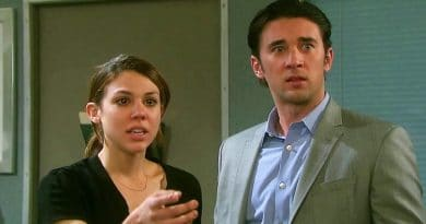 Days of Our Lives Spoilers: Kate Mansi (Abigail Deveraux) - Billy Flynn (Chad DiMera)