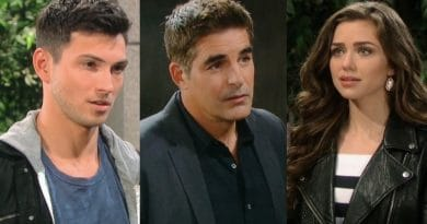 Days of Our Lives Spoilers: Ben Weston (Robert Scott Wilson) - Rafe Hernandez (Galen Gering) - Ciara Brady (Victoria Konefal)
