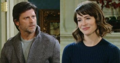 Days of Our Lives Spoilers: Greg Vaughan (Eric Brady) - Linsey Godfrey (Sarah Horton)