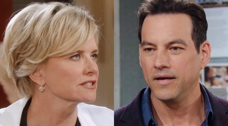 Days of Our Lives Spoilers: Kayla Brady (Mary Beth Evans) - Stefan DiMera (Tyler Christopher)