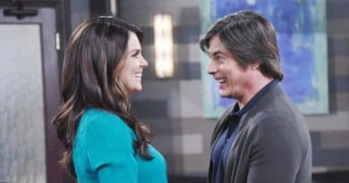 Days of Our Lives Spoilers: Chloe Lane (Nadia Bjorlin) - Lucas Horton (Bryan Dattilo)