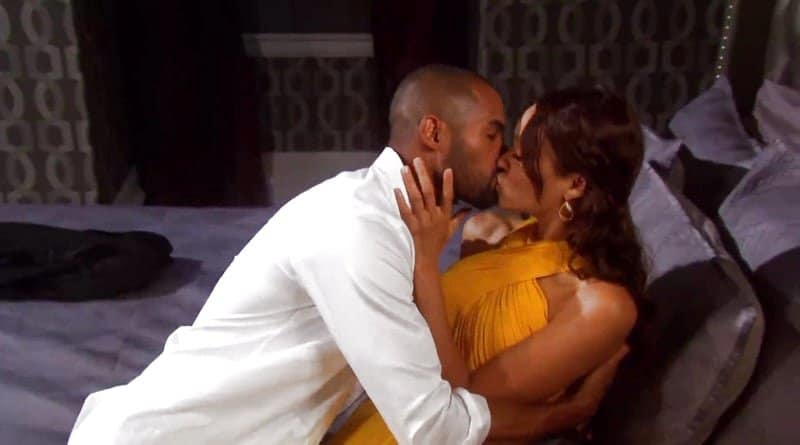 Days of Our Lives: Lamon Archey (Eli Grant) - Sal Stowers (Lani Price)