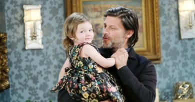 Days of Our Lives: Greg Vaughan (Eric Brady) - Holly Jonas
