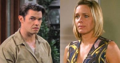 Days of Our Lives Spoilers: Nicole Walker (Arianne Zucker) Xander Cook (Paul Telfer)