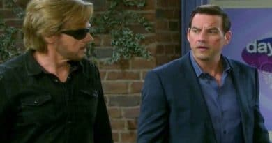 Days of Our Lives Spoilers: Stephen Nichols (Steve Johnson) - Tyler Christopher (Stefan DiMera)