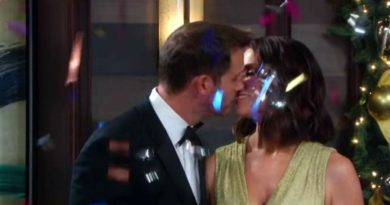 Days of Our Lives Soilers: Brady Black (Eric Martsolf) - Chloe Lane (Nadia Bjorlin)