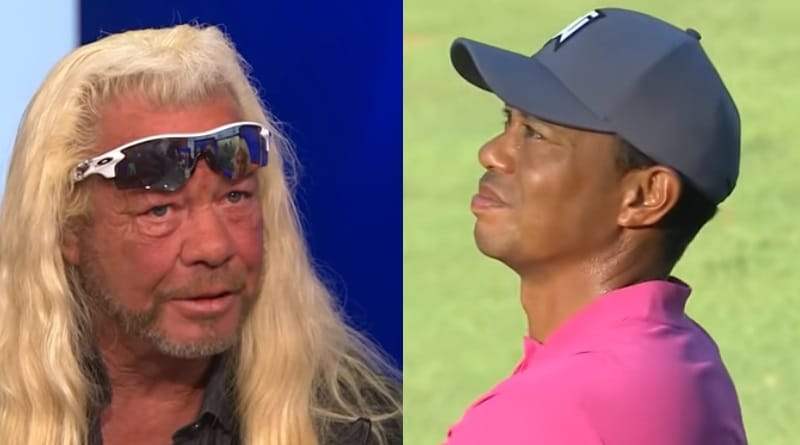 Dog the Bounty Hunter: Tiger Woods