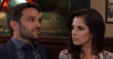 General Hospital Spoilers: Dante Falconeri (Dominic Zamprogna) - Sam McCall (Kelly Monaco)
