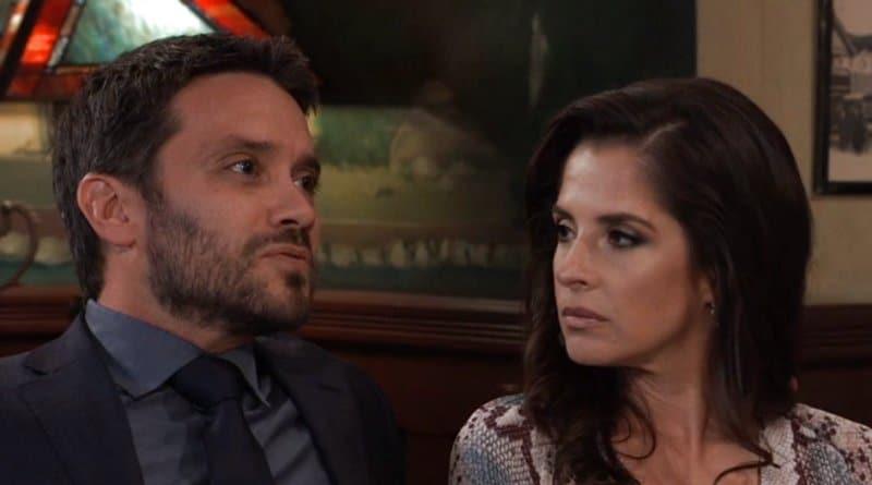 General Hospital Spoilers: Dante Falconeri (Dominic Zamprogna) - Sam McCall (Kelly Monaco)