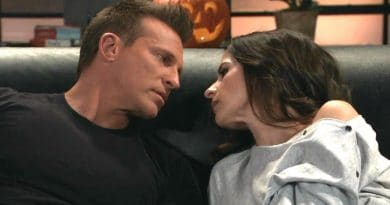 General Hospital Spoilers: Jason Morgan (Steve Burton) and Sam Mccall (Kelly Monaco)