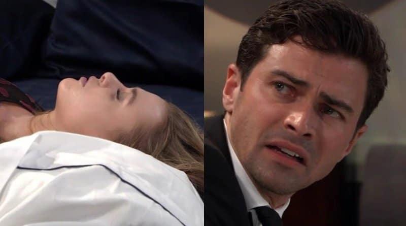 General Hospital Spoilers: Kiki Jerome (Hayley Erin) - Griffin Munro (Matt Cohen)