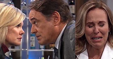 General Hospital Spoilers: Laura Spencer (Genie Francis) - Ava Jerome (Maura West) - Ryan Chamberlain (Jon Lindstrom)