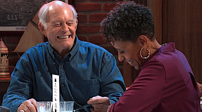 General Hospital Spoilers: Mike Corbin (Max Gail) and Stella Henry (Vernee Watson)