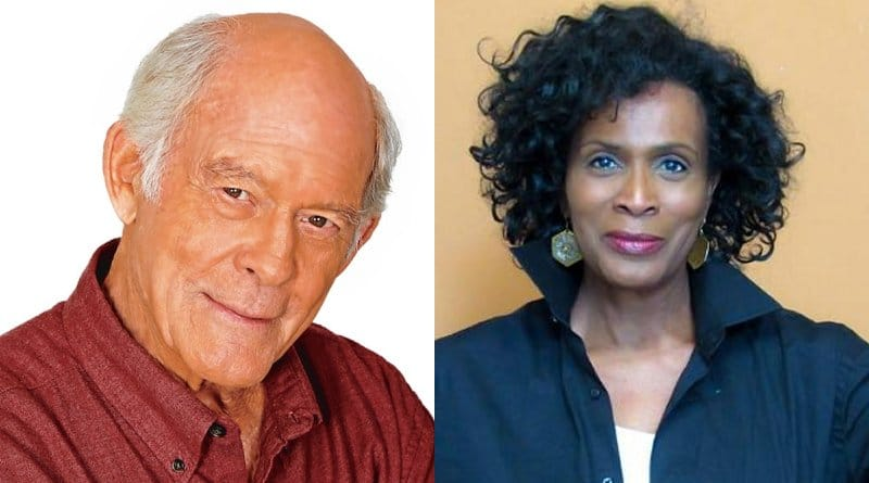 General Hospital Spoilers: Mike Corbin (Max Gail) - Yvonne (Janet Hubert)