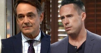 General Hospital Spoilers: Ryan Chamberlain (Jon Lindstrom) - Julian Jerome (William deVry)