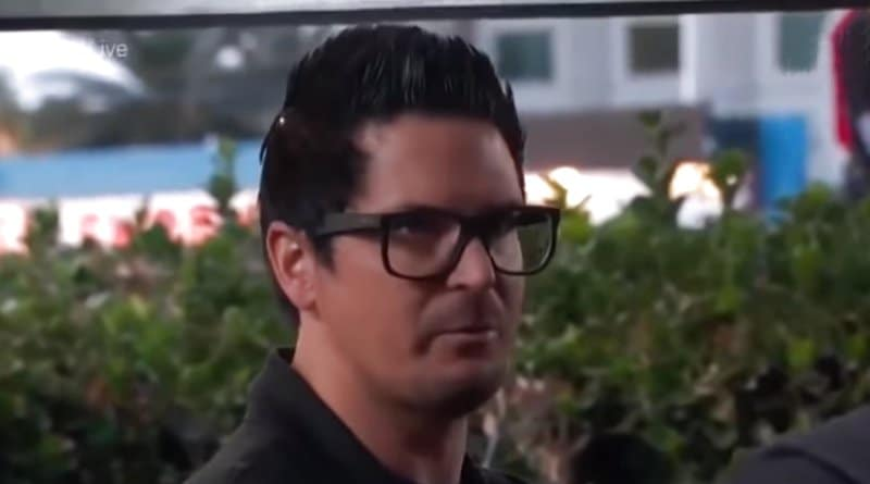 Ghost Adventures: Zak Bagans