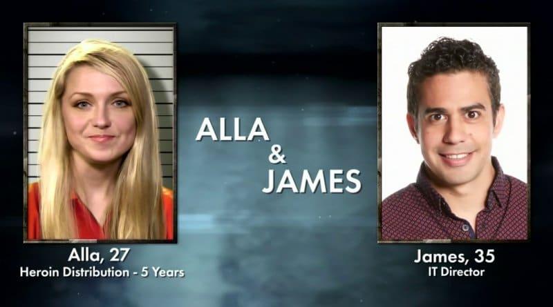 Love After Lockup: Alla - James