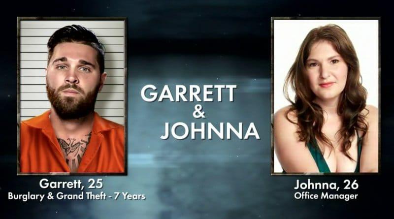 Love After Lockup: Garrett - Johnna