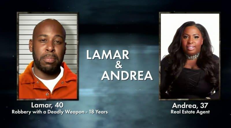 Love After Lockup: Lamar - Andrea