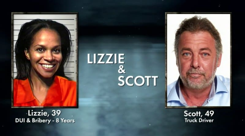 Love After Lockup: Lizzie - Scott - We TV
