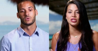 Married at First Sight: Honeymoon Island Spoilers - Brandin Brosh - Jona Bienko