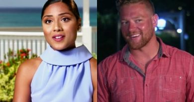 Married at First Sight Spoilers: Isabella McKenzie - Tyler Moody - Honeymoon-Island