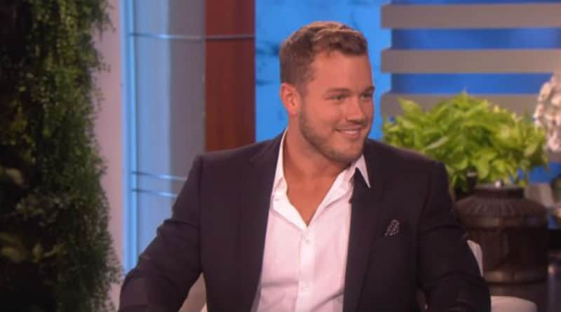 The Bachelor Spoilers: Colton Underwood