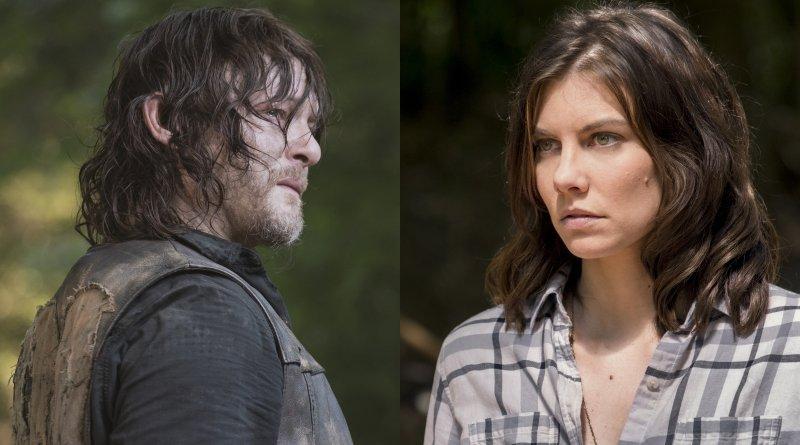 The Walking Dead Spoilers: Daryl Dixon (Norman Reedus) - Maggie Rhee (Lauren Cohan)