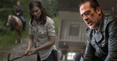 The Walking Dead Spoilers: Maggie Rhee (Lauren Cohan) - Negan (Jeffrey Dean Morgan)