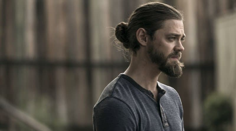 "The Walking Dead Spoilers: Paul ""Jesus"" Rovia (Tom Payne)"