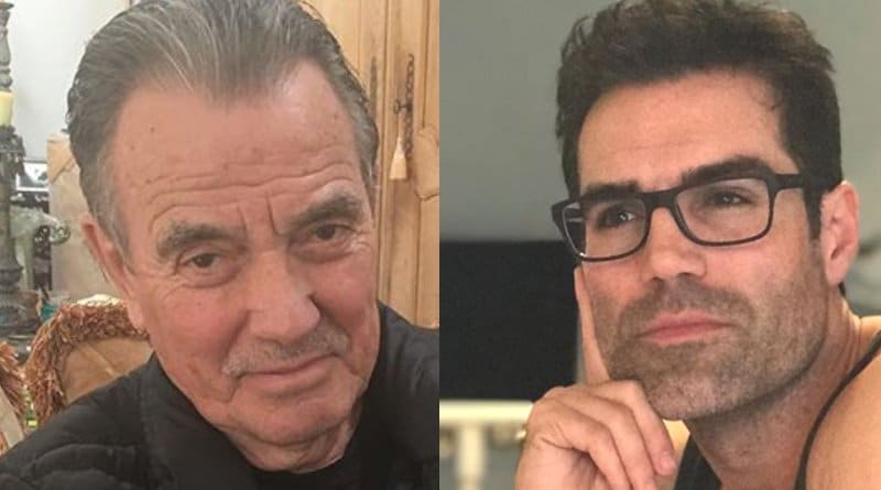 Young and the Restless News: Victor Newman (Eric Braeden) - Rey Rosales (Jordi Vilasuso)
